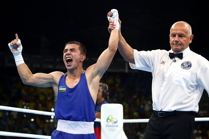 Gaurav Bidhuri enters semi-final, assured of bronze medal