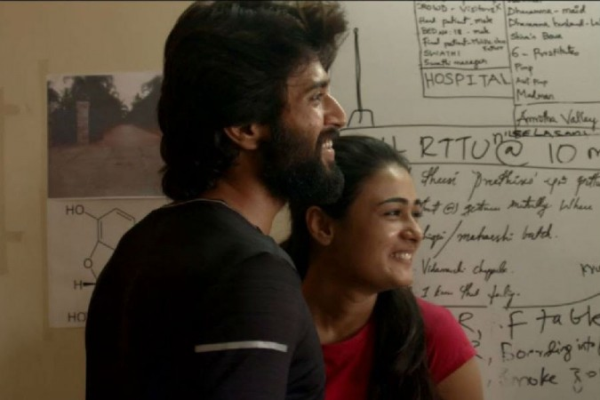 Arjun Reddy to be banned ?