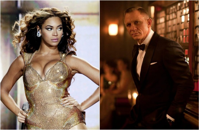 Reports suggest Beyoncé will record the next Bond theme song