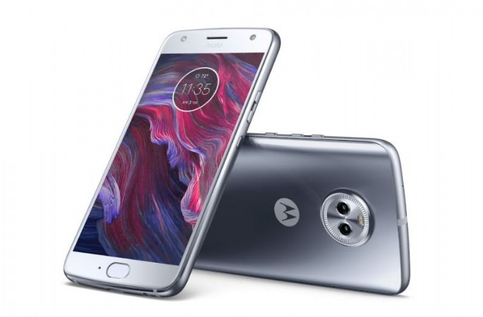 Moto Z3 Play: New images confirm digital sensor on the side