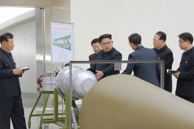 Failed missile test hits North Korean town