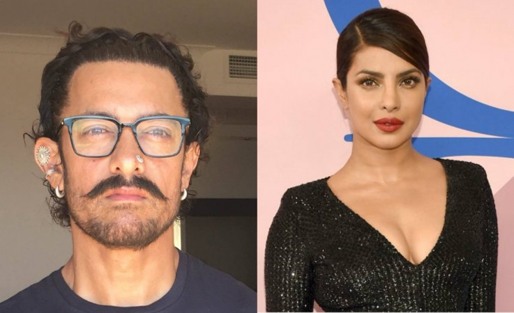 Heard this? Priyanka Chopra to star opposite Aamir Khan in 'Salute'!