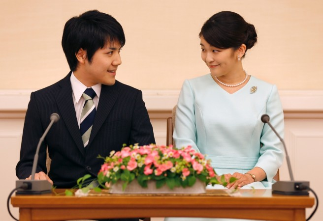 Japan princess to Wednesday  commoner, forcing her to quit royal status