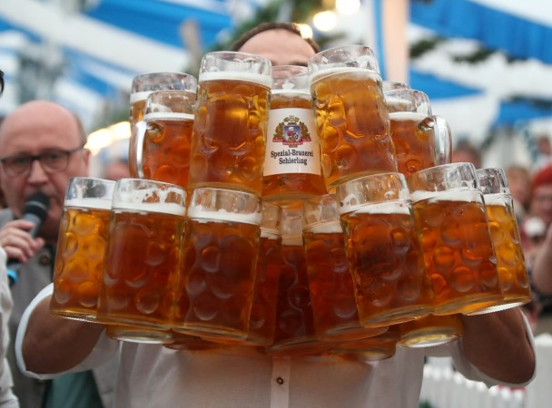 Scientists have brewed a hoppy-tasting beer-without the hops