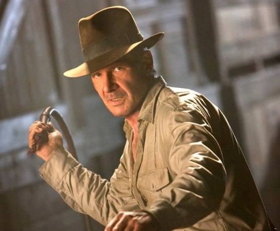 Shia LaBeouf won't return for Indiana Jones 5