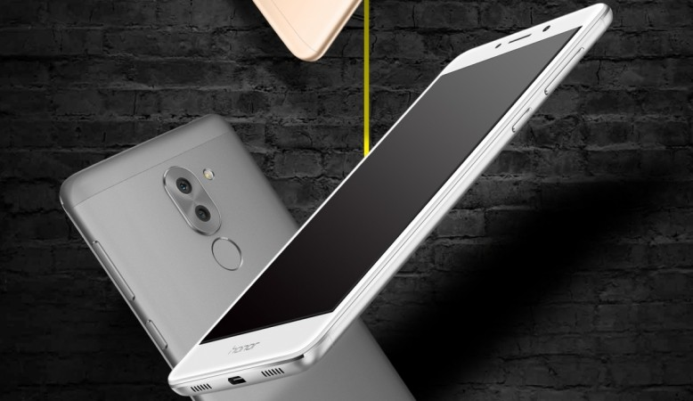 Huawei Honor 6X as seen on official site