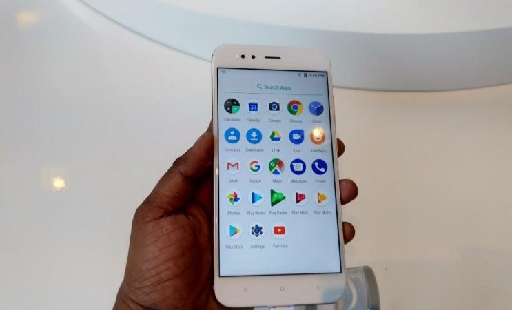 Xiaomi Mi A1, review, Google Apps, display