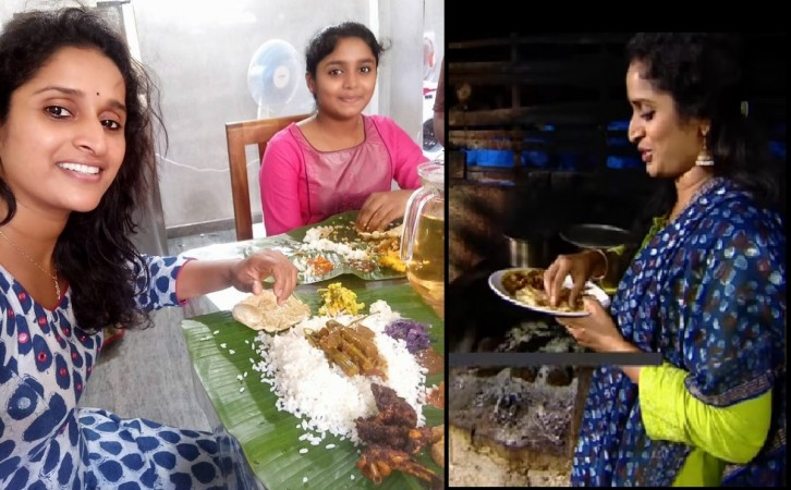 Malayalam actor Surabhi Lakshmi faces abuse for having beef on show aired on Onam
