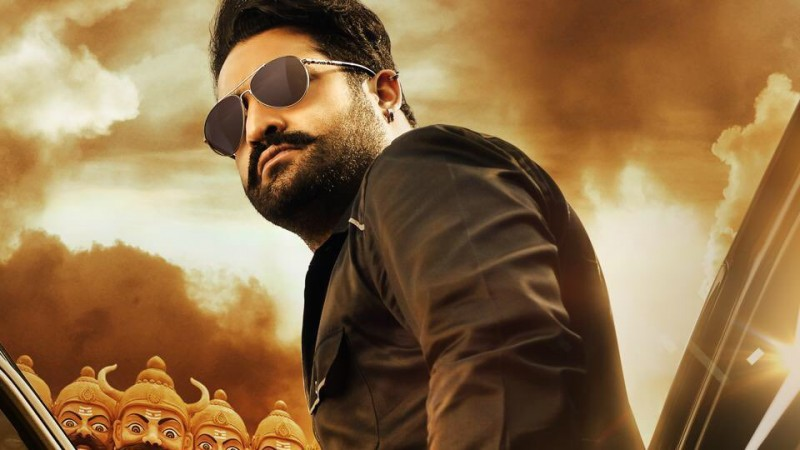 NTR Jai Lava Kusa Trailer crosses the 5 Million mark