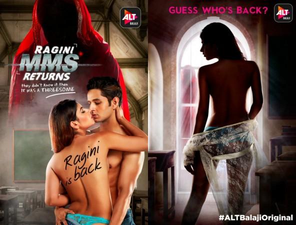 Ragini MMS 2.2 posters
