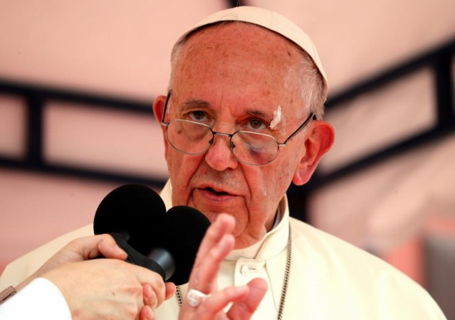 Vatican Advises Pope Francis 'Is Fine' After Popemobile Mishap