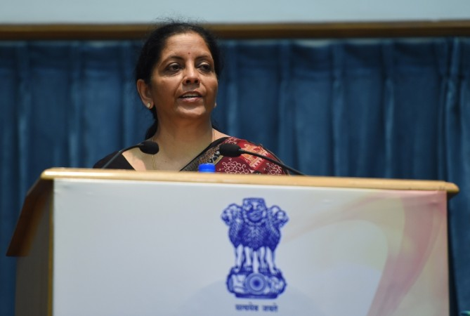 Purchase of arms will go on: Defence Minister Nirmala Sitharaman