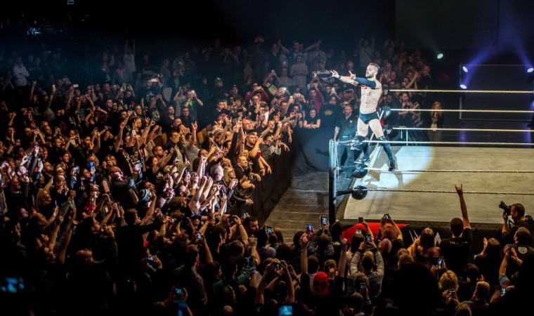 WWE to hold two Live events in India in December