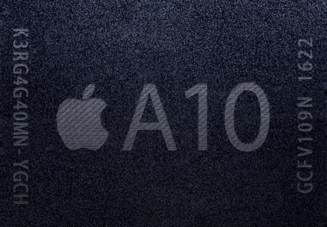 Apple A10 chip
