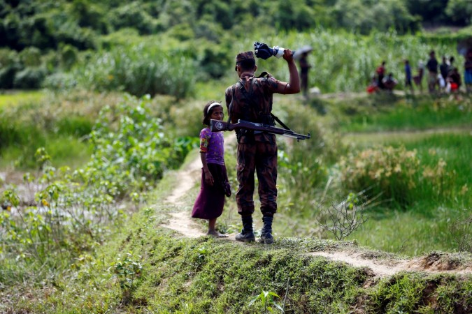 Tensions heat up between Bangladesh, Myanmar over Rohingya