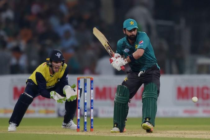 Pakistan scores 183-4 in final Twenty20