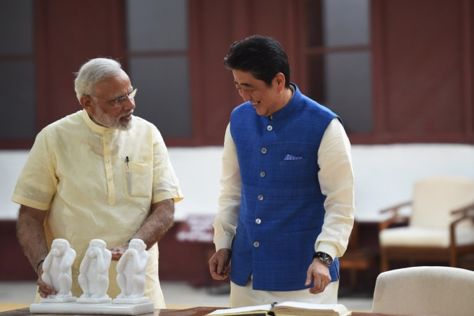 Narendra Modi Shinzo Abe