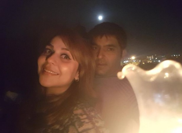 Kapil Sharma, Kapil Sharma's girlfriend Ginni Chatrath,
