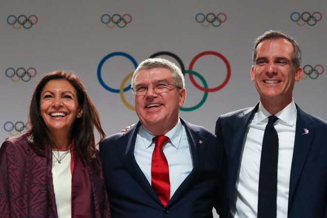 2024 and 2028 Olympic Games