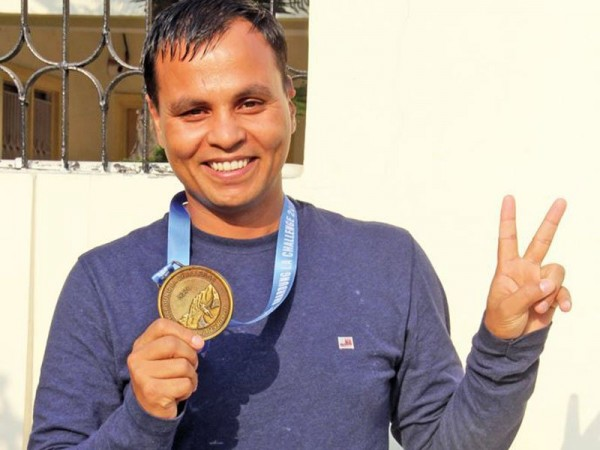 Ex-navy commando who finished Khardung La marathon