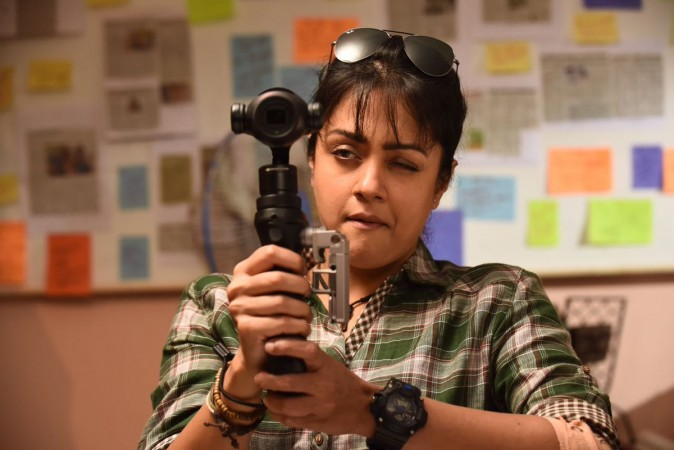 magalir mattum movie review critics give a thumbsup to