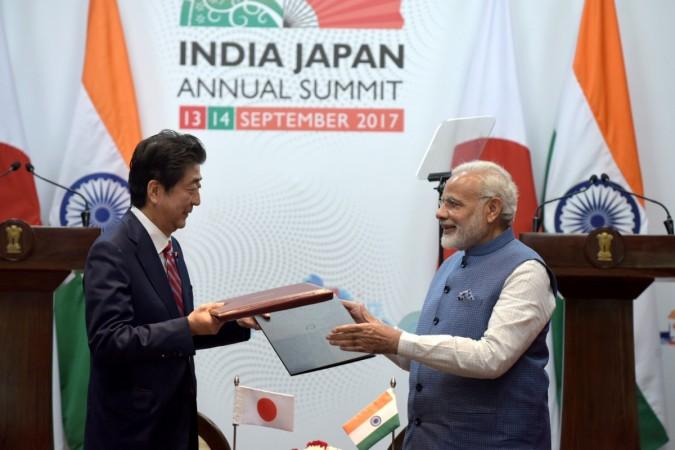 Modi Shinzo Abe