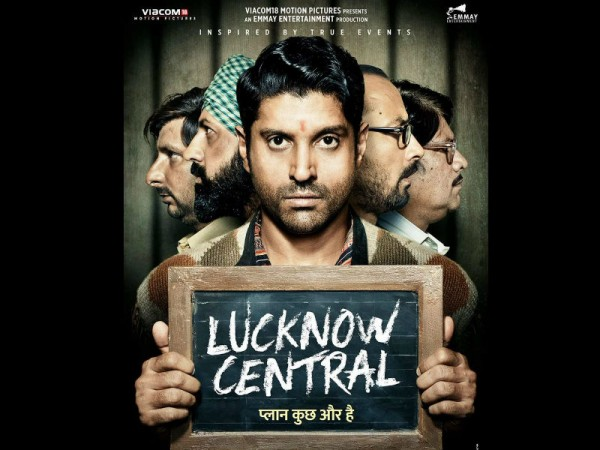 Diana Penty and Farhan Akhtar grace special screening of Lucknow Central