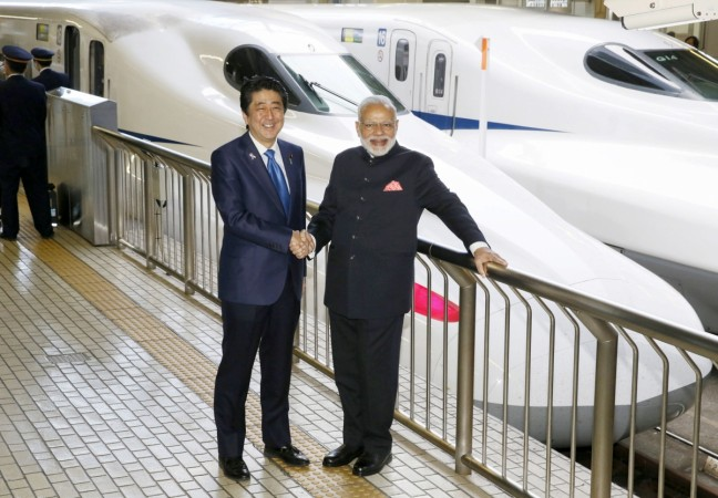 BHEL and Kawasaki to make rolling stock for bullet train