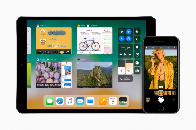 IOS 11.0.1 Fixes Mail Bug with Microsoft-hosted Accounts