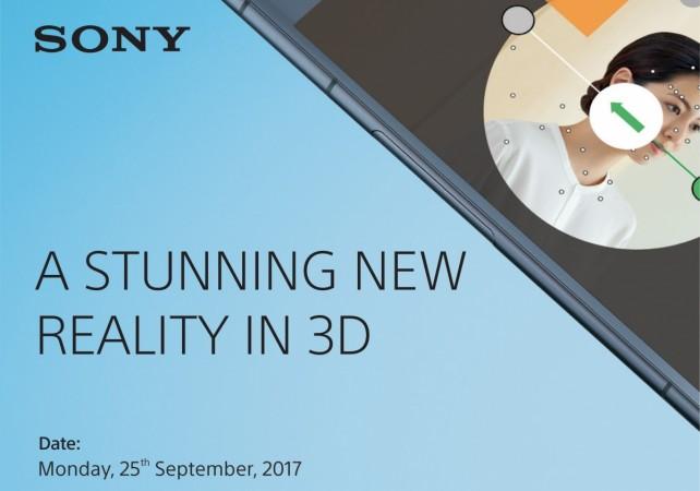 Sony Xperia XZ1 Invite India