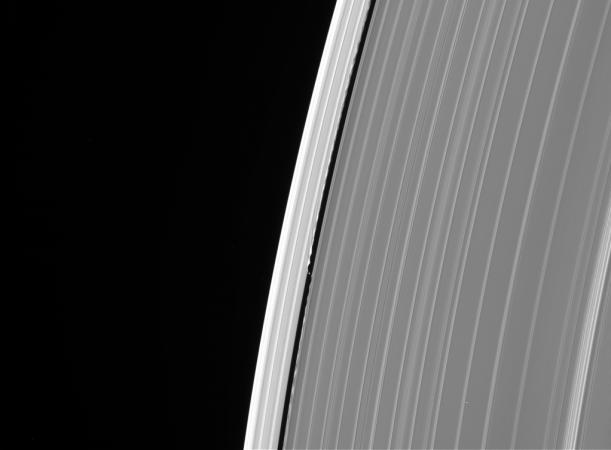 Cassini images of Saturn