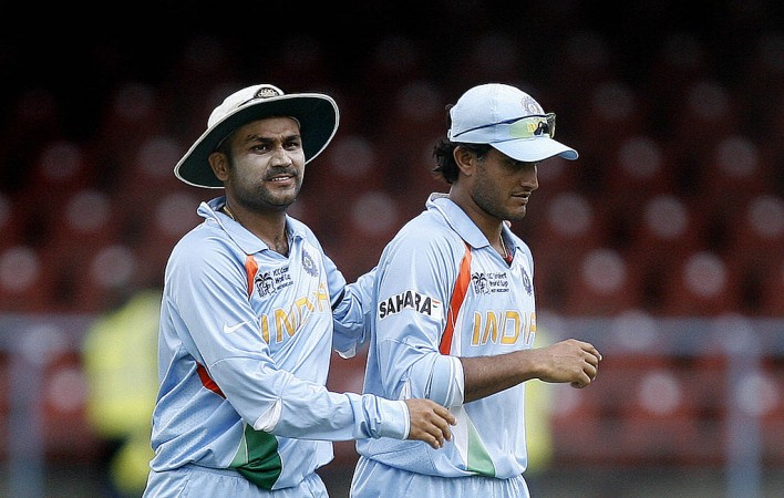 Sourav Ganguly clears air about calling Virender Sehwag's comment foolish