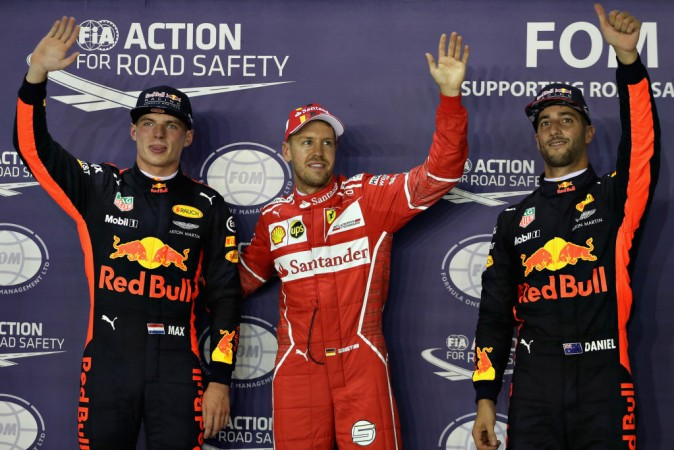 Singapore GP qualifying