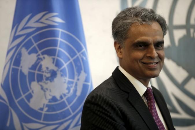 India's top diplomat Syed Akbaruddin