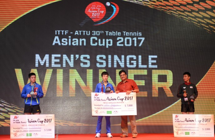 Asian Cup: Yuling, Zhendong star in a day of Chinese domination