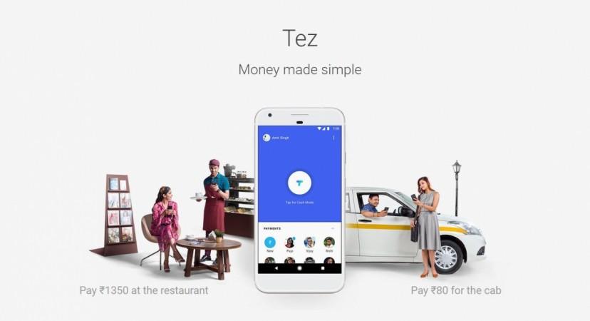 Google Tez, features, payments,