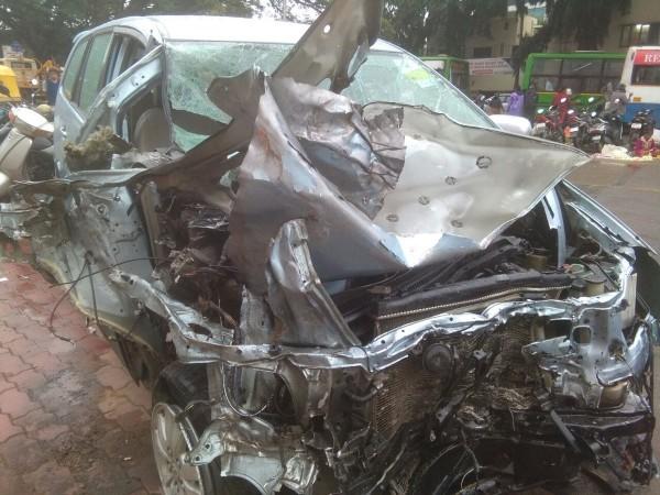 Bengaluru: Teen dies in late-night auto race on highway