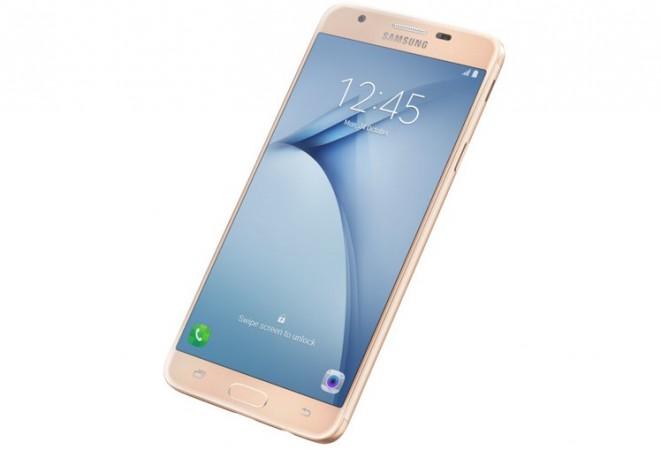 Samsung Galaxy On Nxt as seen on Samsung website