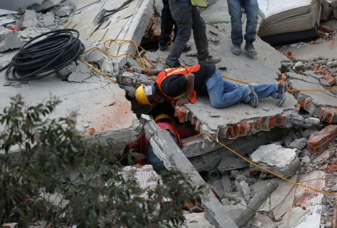 Devastating earthquakes to strike as Earth's rotation speed slows