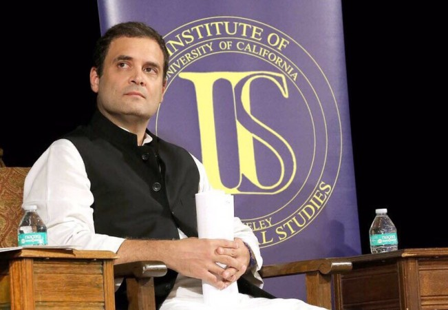 India has to compete with China, not doing that well: Rahul Gandhi