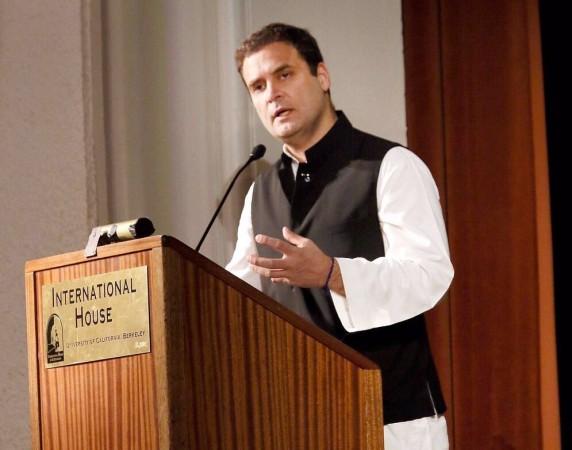 Divisive politics ruining India's reputation overseas: Rahul