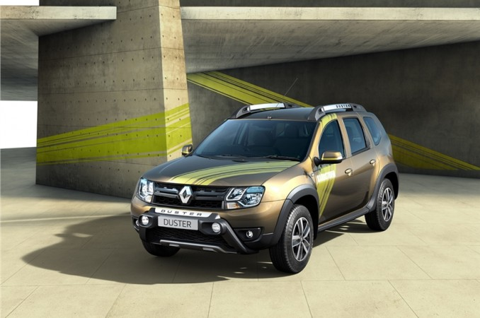 Renault Duster Sandstorm Edition launched at Rs. 10.90 lakh