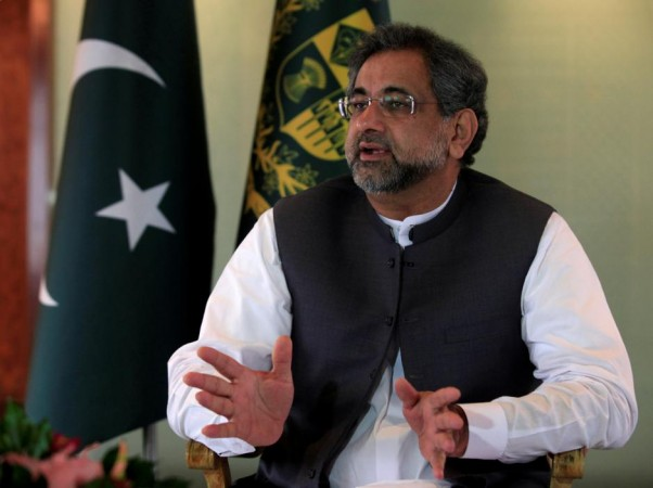 No evidence provided by India against Hafiz Saeed: Pakistan PM