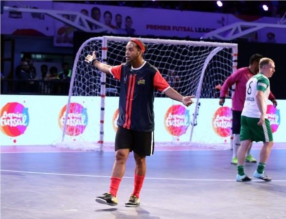 Ronaldinho Premier Futsal