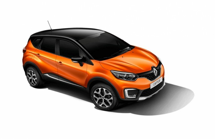 Renault India unveils SUV Captur, commences bookings