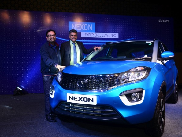 Tata Nexon launched at Rs 5.87 lakh