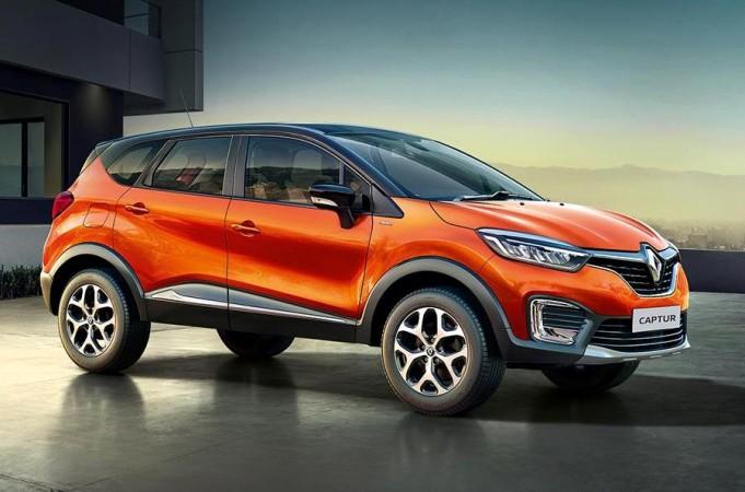 Renault reveals Captur crossover ahead of India launch