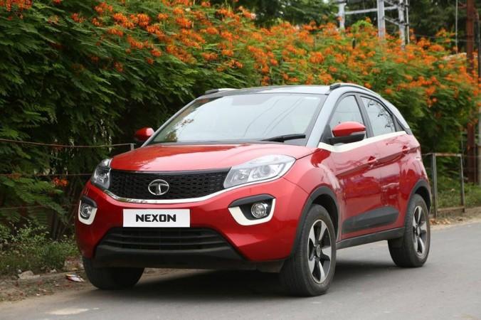 Tata Nexon, Tata Nexon India, Tata Nexon interiors