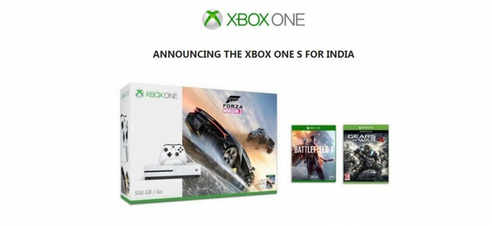 Microsoft, Xbox One S, India, launch offers, price, specifications