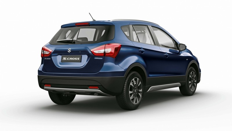 2017 maruti suzuki s cross facelift to get shvs launch soon ibtimes india. Black Bedroom Furniture Sets. Home Design Ideas
